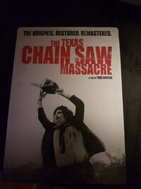 The Texas Chain Saw Massacre DVD-sak Sandvika, 1365