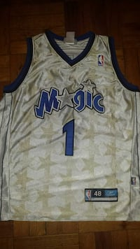 White Star Orlando Magic Tracy Mcgrady Jersey New Rochelle, 10805