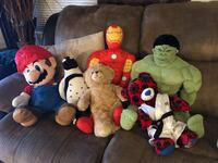 assorted animal plush toy collection Germantown, 20874
