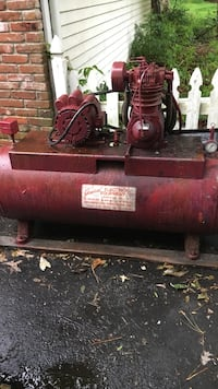 red General Electrical Equipment air compressor