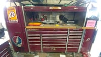 Snap on Complete toolbox With Two lockers Arlington, 22205
