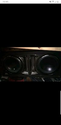 SDX Subs And Amp