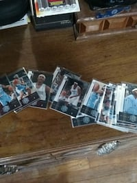 Carmelo Anthony set of 17 cards