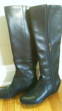 9 West Leather Boots Linthicum Heights, 21090
