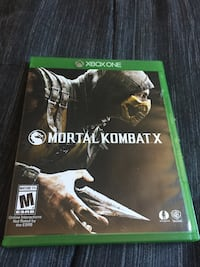 Mortal kombat x xbox one Los Angeles, 91335