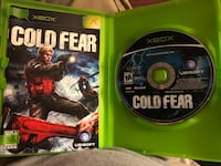 Cold fear Xbox  3730 km