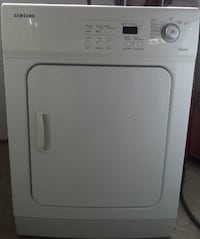 """SAMSUNG ELECTRIC 24"""" DRYER FOR SALE!  Toronto"""