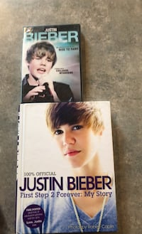 Justin bieber book and movie