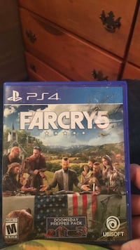 Sony PS4 Farcry 4 case