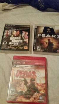Playstation 3 games mint condition  Winnipeg, R2H 2Z5