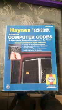 Automotive computer codes & electronic engine management systems