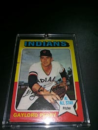 1975 TOPPS GAYLORD PERRY BASEBALL CARD EX CONDITIO Upper Darby, 19026