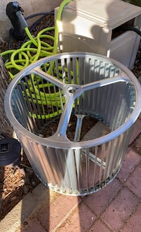 Old Swamp Cooler Fan Thing