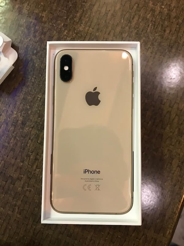Acil iphone XS 64GB Gold Pil %100 dd5f9a74-a00d-4d61-bab6-1bf074433194