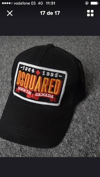 Gorra dsquared Madrid, 28005