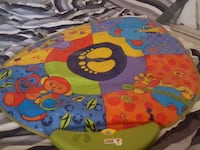 baby's multicolored activity gym Surrey, V3T 1V3