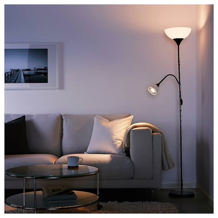 Floor lamps (2 available)