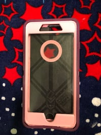Pink and purple Otterbox