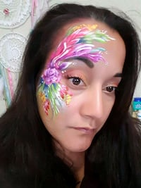 Face painting Abbotsford
