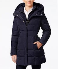Cole Haan Quilt Down Coat  Washington