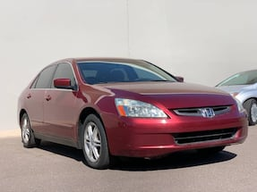 Honda Accord V6 great service history clean title in hand
