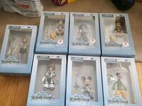 Diamond Select Kingdom Hearts action figures Beech Grove