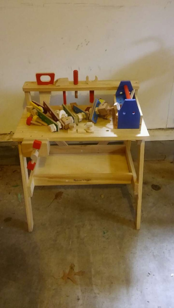 Excellent Melissa And Doug Wooden Work Bench Cjindustries Chair Design For Home Cjindustriesco