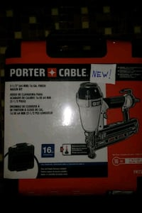 Porter Cable Finish Nailer Kit Dover, 19904