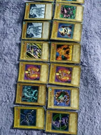 One hundred and one yu gi oh trading cards San Bruno, 94066