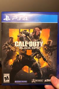 Black Ops 4 PS4 game Newport News, 23601