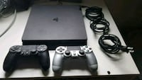 PS4 500 GB with 2 Controllers  Fairfax, 22032