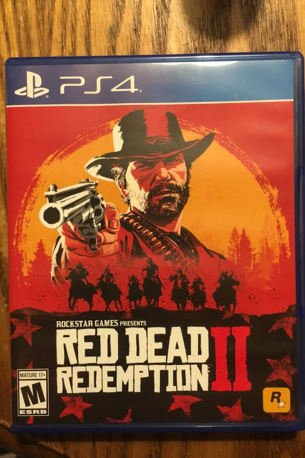 Red Dead Redemption 2, PS4 56c28a28-926c-42e5-bef7-04147e30c489