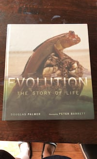 Evolution the story of life