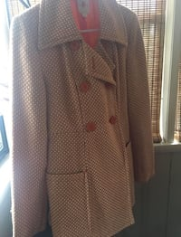 Tulle Coat from Soca Clothing. Great condition.