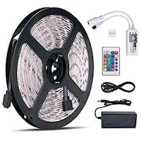 LED color Strip with remote control 5m in length BEST PRICE **READ*** Toronto, M1S 3H2