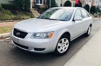 $3900 Firm' 2006 Hyundai Sonata Very LOW Miles ' 2 Original Keys Aspen Hill