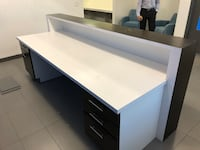 Reception Desk Vaughan