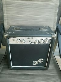 Black First Act amp with cord 12in by 12in Las Vegas, 89122