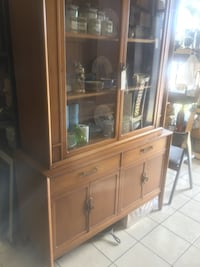 Mid century china cabinet  Los Angeles, 90011