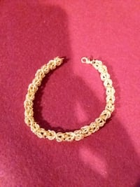 "18K GOLD FILLED 8"" BRACELET Philadelphia, 19152"