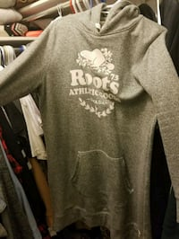 Roots sweater dress size large  Mississauga, L5T 1C3