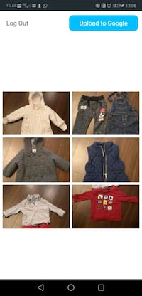 6-12 months baby clothing Burnaby, V5H 2M5