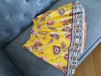 Beautiful floral women's skirt Mississauga, L5R 1P8
