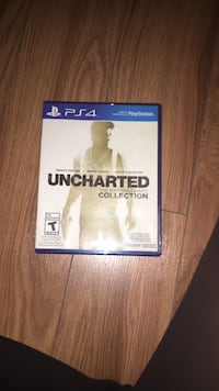 All 3 uncharteds never played before 10/10 condition Toronto, M9V 3N8