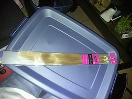 """Satin strands extension....100% Remy human hair 18"""""""