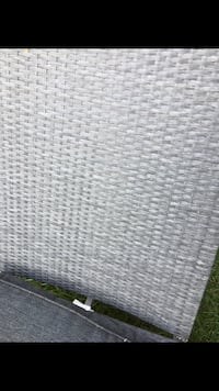 Gray loungers x2 with cushions. Hamilton, L8L
