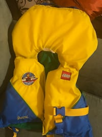 Toddler swimming vest  25 km