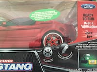 Ford Mustang with remote control (New) Kirkland, H9J 3K4