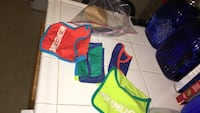 Baby stuff. Bibs 5 of them