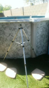 Sprinkler with tripod stand
